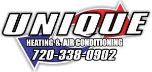 Unique HVAC Logo