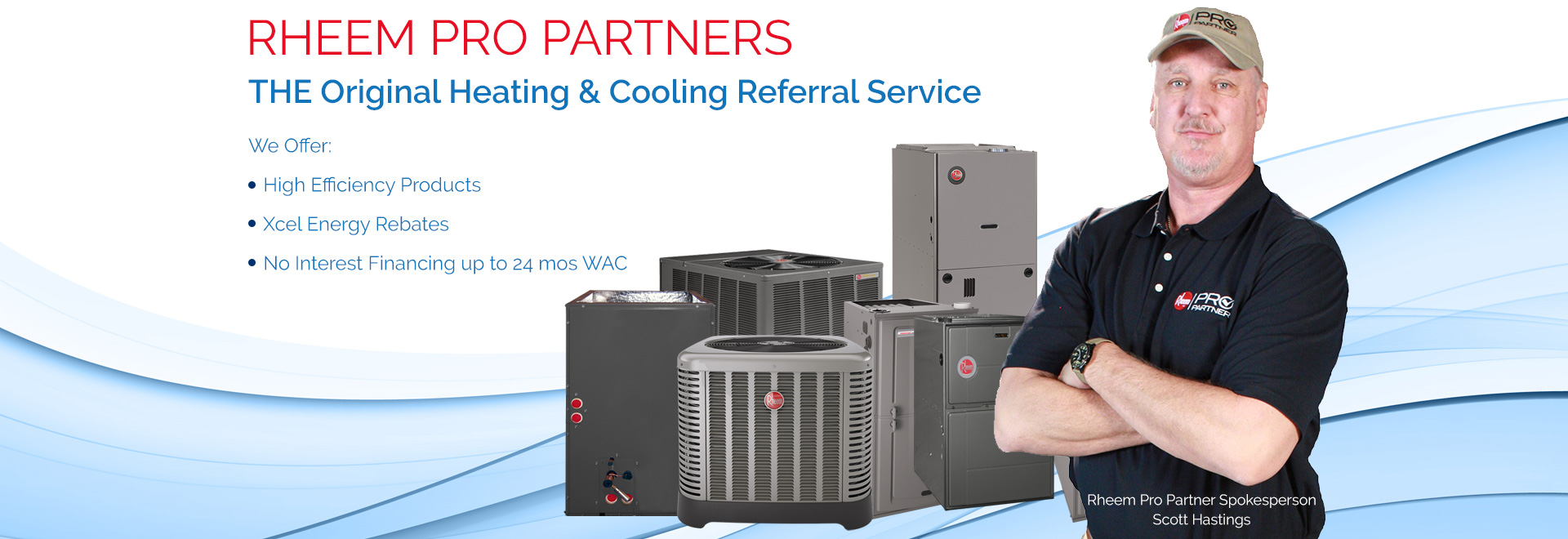 The Original Heating & Cooling Referral Service