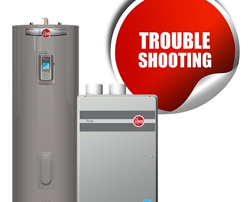 Hot Water Heater Troubleshooting