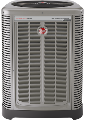 Rheem Air Conditioners – Classic Plus Series: Two-Stage (RA17)