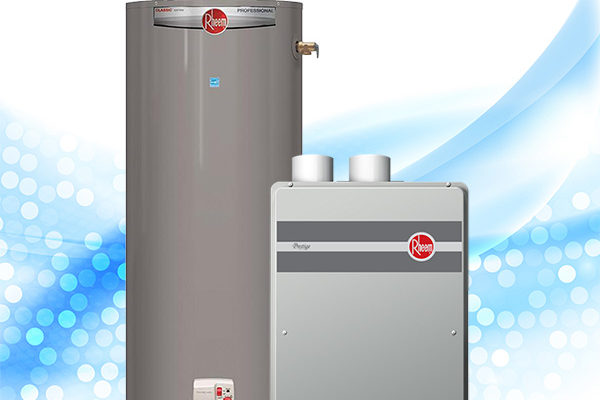 Tankless vs Tank Water Heaters -- The Pros & Cons