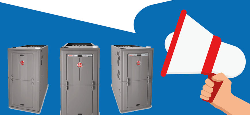 Top 10 Considerations When Buying a New Furnace this Winter