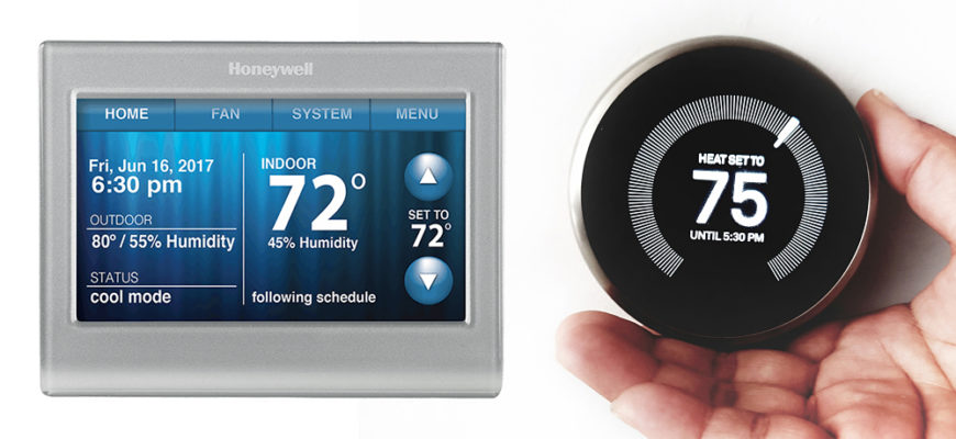 What is the Difference Between Smart and Programmable Thermostats?
