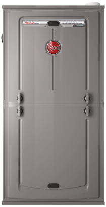 Rheem Gas Furnace – Prestige Modulating Series R98V