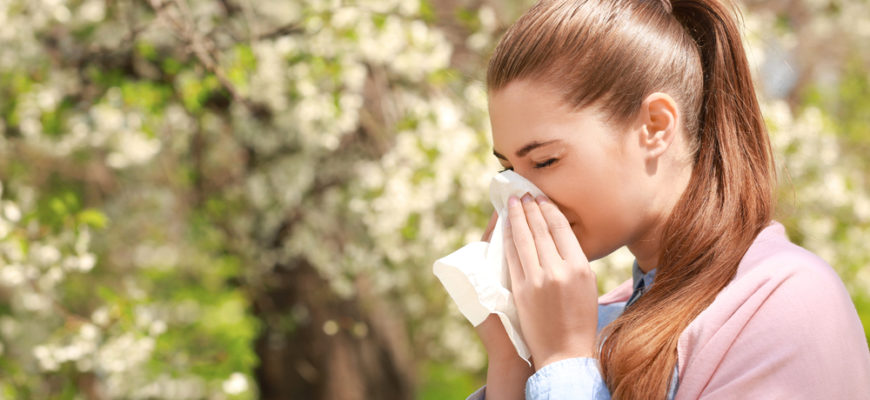 Allergies? Here are 6 Ways to Reduce them this Spring